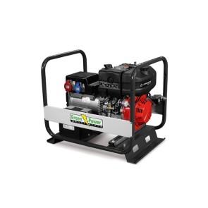 Greenpower dizelski agregat GP 12000 XT-LE 3000rpm