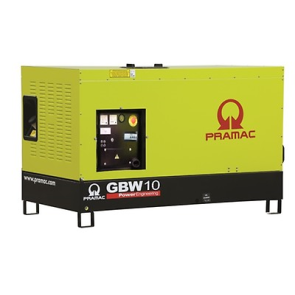 Pramac dizelski agregat GBW10Y 230V 50Hz